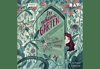 FRANCES H. Burnett - Der geheime Garten  - (MP3-CD)