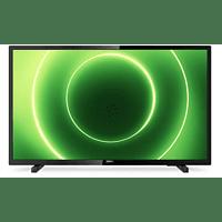 "TV LED 32"" - Philips 32PHS6605/12, HD, Smart TV, 1366 x 768 Pixeles, 3 x HDMI, 2 x USB, Negro"