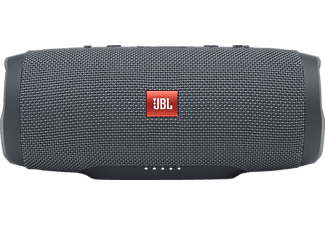 JBL Charge Essential Bluetooth Lautsprecher, Grau
