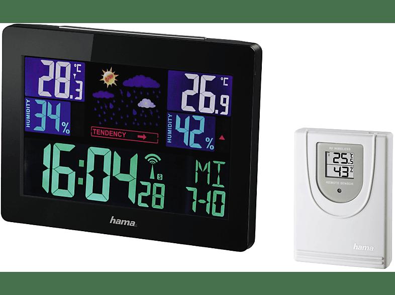 Estación meteorológica Hama Color EWS-1400 - Media Markt