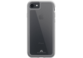 BLACK ROCK Robust Transparent, Backcover, Apple, iPhone 7/8/SE 2020, Transparent