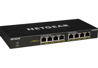 NETGEAR GS308PP - Switch (Nero)