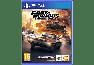 Fast & Furious Crossroads UK PS4