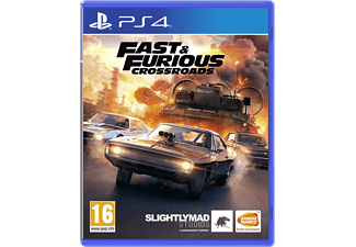 Fast & Furious Crossroads UK PS4