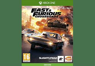 Fast & Furious Crossroads UK Xbox One