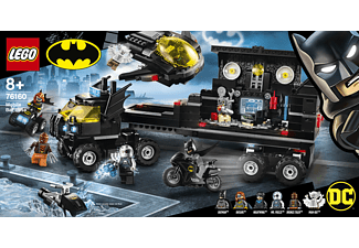 LEGO 76160 Mobile Batbasis Bausatz, Mehrfarbig