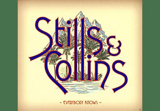 Stephen Stills, Judy Collins - Everybody Knows  - (CD)