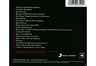 Barbra Streisand - The Music...The Mem'ries...The Magic!  - (CD)