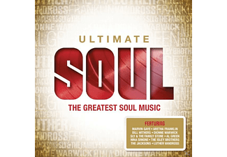 VARIOUS - Ultimate...Soul  - (CD)