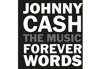 VARIOUS - Johnny Cash: Forever Words  - (Vinyl)