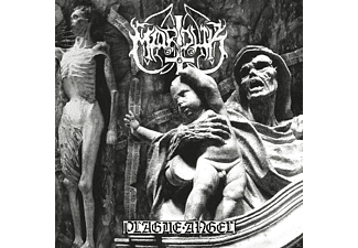 Marduk - Plague Angel (re-issue 2018)  - (Vinyl)
