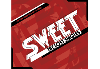 The Sweet - The Lost Singles  - (CD)