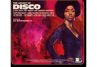 VARIOUS - The Legacy of Disco  - (CD)