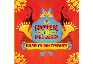 VARIOUS - Horn OK Please-Road To Bollywood  - (Vinyl)
