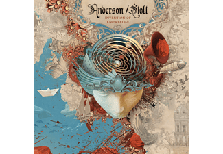 Jon Anderson, Roine Stolt - Invention Of Knowledge  - (LP + Bonus-CD)