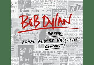 Bob Dylan - The Real Royal Albert Hall 1966 Concert  - (Vinyl)