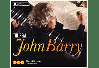 John Barry - The Real... John Barry  - (CD)