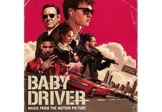 VARIOUS - Baby Driver (Music from the Motion Picture)  - (CD)