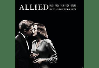Silvestri Alan - Allied-Vertraute Fremde/OST  - (CD)