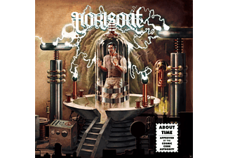 Horisont - About Time  - (CD)