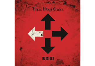 Three Days Grace - Outsider  - (Vinyl)