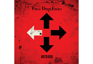 Three Days Grace - Outsider  - (CD)