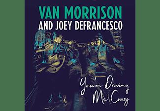 Van Morrison, Joey DeFrancesco - You're Driving Me Crazy  - (CD)