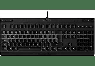 Teclado gaming - HyperX Alloy Core RGB, USB, Retroiluminado, Anti-ghosting, Resistente a salpicaduras, Negro