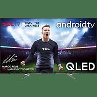 TCL 55 C 715 4K QLED TV (Flat, 55 Zoll / 139 cm, QLED 4K, SMART TV, AndroidTV 9.0)