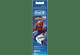 ORAL-B Aufsteckbürsten Spiderman Kids 4er