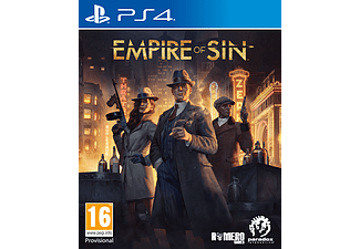 Empire Of Sin NL/FR PS4