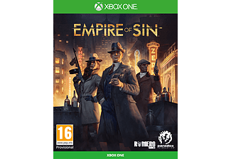 Empire Of Sin NL/FR Xbox One