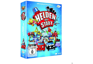 Helden der Stadt - Staffel 1 DVD