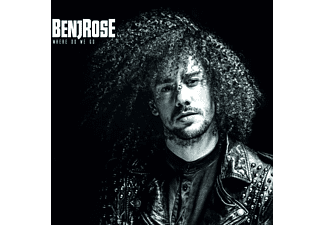 Benjrose - Where Do We Go (Digipak)  - (CD)
