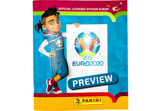PANINI UEFA EURO 2020 - Preview Collection: Sticker - Album - Album collector (Multicolore)