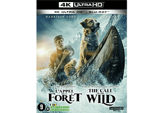 The Call Of The Wild - 4K Blu-ray