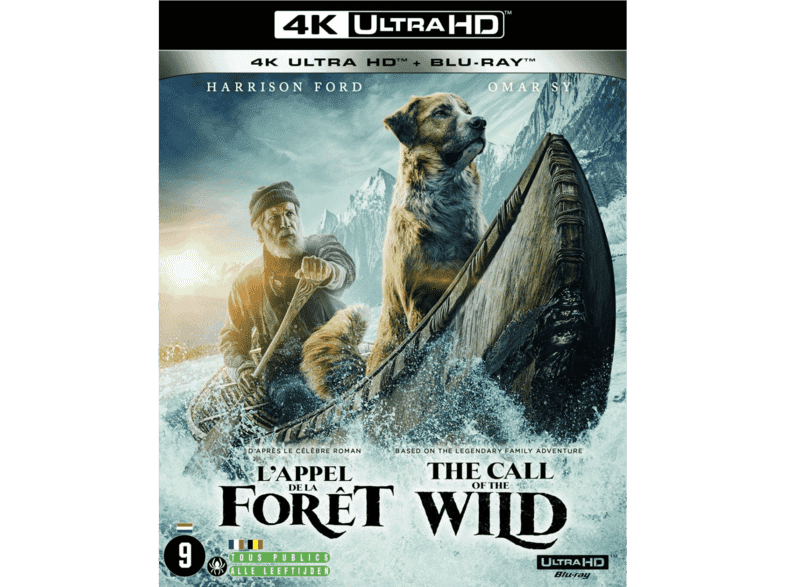 The Call Of The Wild 4k Blu Ray Actie Avontuur