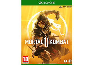 Xbox One - Mortal Kombat 11 /D