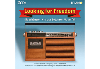 VARIOUS - Looking For Freedom  - (CD)