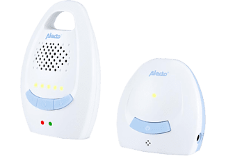ALECTO DBX-10 - Babyphone (Weiss)