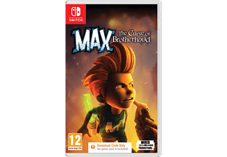 Switch - Max: The Curse of Brotherhood /E