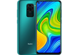 "XIAOMI Redmi Note 9 - Smartphone (6.53 "", 64 GB, Forest Green)"