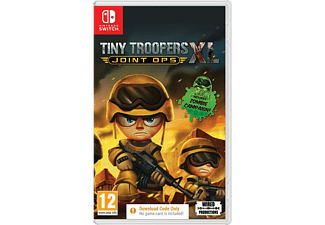 Switch - Tiny Troopers: Joint Ops XL /E