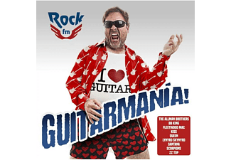 Varios Artistas - Rock FM: Guitarmanía - 2 CD