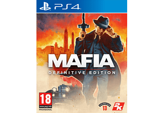 PS4 - Mafia : Definitive Edition /F