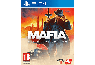 PS4 - Mafia: Definitive Edition /D