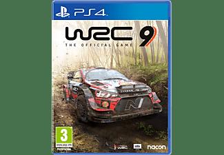 WRC 9 NL/FR PS4