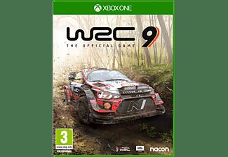 WRC 9 NL/FR Xbox One