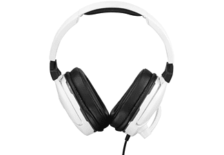TURTLE BEACH Recon 200, Over-ear Gaming Headset Weiß