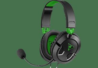 TURTLE BEACH Recon 50X, Over-ear Gaming Headset Schwarz/Grün